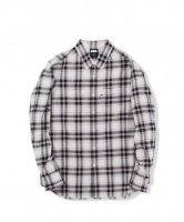【PLAID B.D SHIRT】