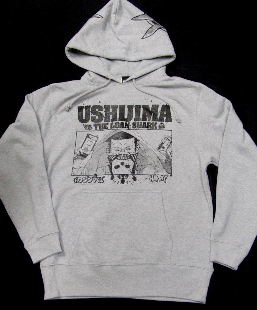闇金ウシジマくん-USHIJIMA THE LOAN SHARK-闇金プルオーバパーカ
