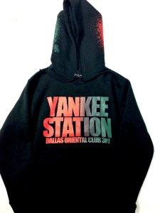 YANKEE STATION(ザ・グレート・カブキ)プルオーバーパーカ