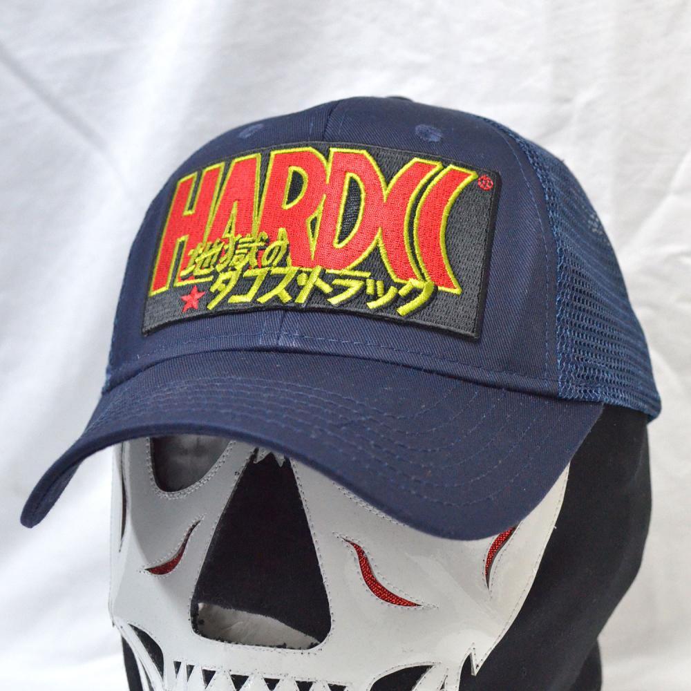 HARDCC 地獄のタコストラックキャップ(暴走カリブネイビー)
