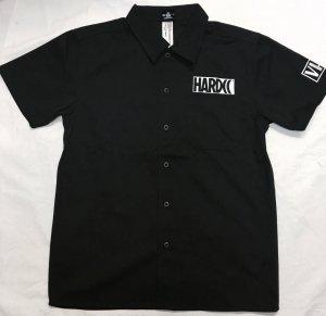 HARDCC・ブラックワークシャツ(VHS)[LIMITED]