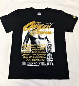CHAMPION CARNIVAL2017(全日本プロレス)チャンカーブラック