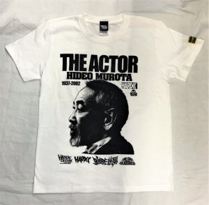 THE ACTOR HIDEO MUROTA(THE 役者 室田日出男)