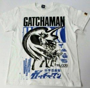 科学忍者隊ガッチャマン(GATCHAMAN)バードランホワイト