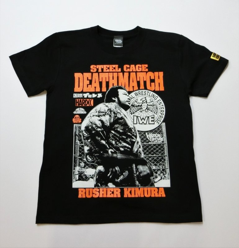 STEEL CAGE DEATHMATCH-金網デスマッチの鬼-(ラッシャー木村)