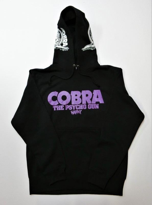 コブラ-COBRA- ラグ・ボールプルパーカ