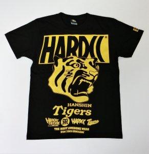 阪神タイガース×ハードコアチョコレート(HARDCCロゴ)