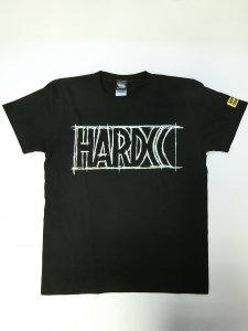 HARDCC ベーシックロゴTシャツ(鉛筆ラフスケッチ)[廃盤]