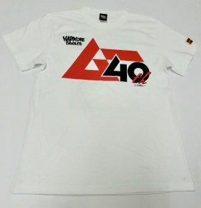月刊ムー40周年記念Tシャツ(1979年11月創刊号NO.1ホワイト)