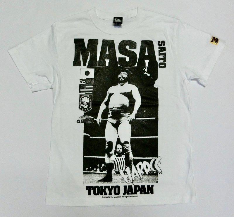 マサ斎藤(MSGホワイト)