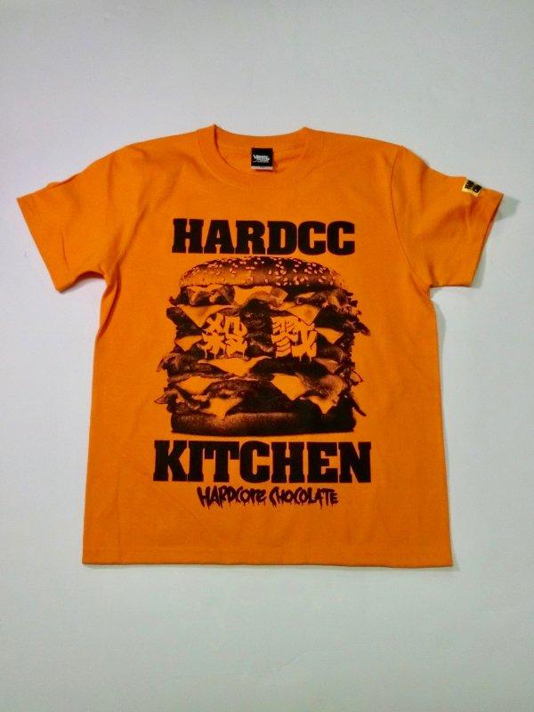 HARDCCキッチン/殺戮チーズバーガー(DEATHカロリーオレンジ)