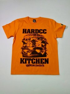 HARDCCキッチン/殺戮チーズバーガー(DEATHカロリーオレンジ)[廃盤]