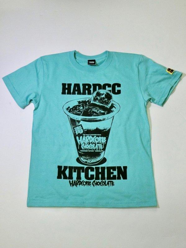 HARDCCキッチン/スカルドリンク(どくいり きけん のんだら しぬでミントグリーン)