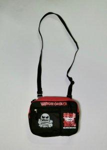 HARDCC ウォリアーショルダーバッグ/ブラッドレッド[2019AW]