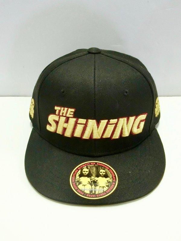 シャイニング-THE SHiNiNG-フラットバイザーキャップ