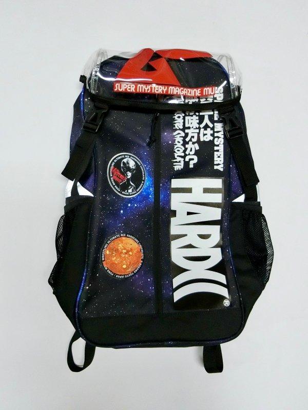 HARDCC×月刊ムー/ギャラクシー・デイパック