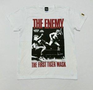 初代タイガーマスク/THE ENEMY(ならず者ホワイト)