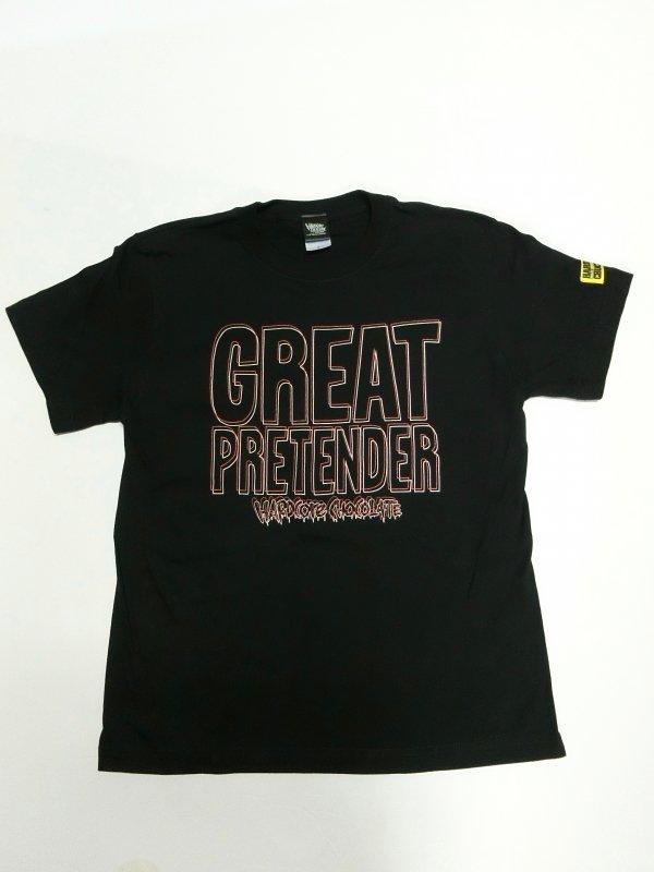GREAT PRETENDER/グレート・プリテンダー(ハリウッド・ブラック)