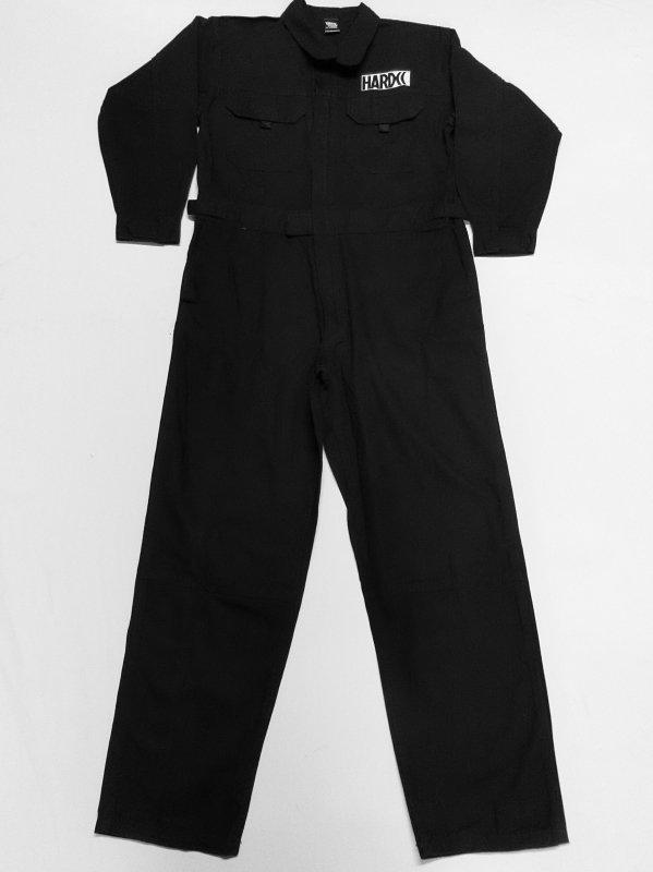フルメルティッド・グラップジャンプスーツ(FGJ)/アウトサイドブラック