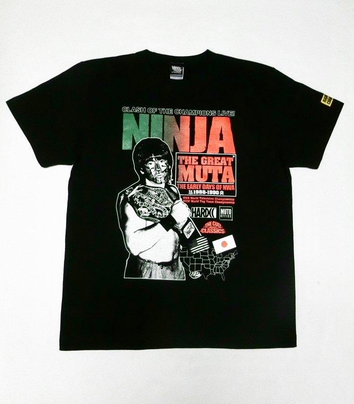 ザ・グレート・ムタ/NINJA(オリエンタル・ブラック)