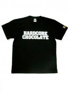 HARDCORE CHOCOLATE スペシャルロゴミックスTシャツ-ReMIX-(リブートホワイト)