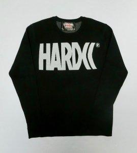 HARDCCベーシックロゴニットセーター2020AW