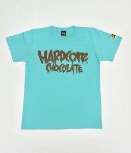 フルメルティッドハードコアチョコレート ベーシックロゴTシャツ(バレンタインチョコミント)