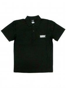 HARDCCドライポロシャツ(エテ・ブラック)