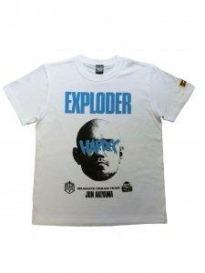 EXPLODER・秋山準/SHADOW EXPLOSIONホワイト