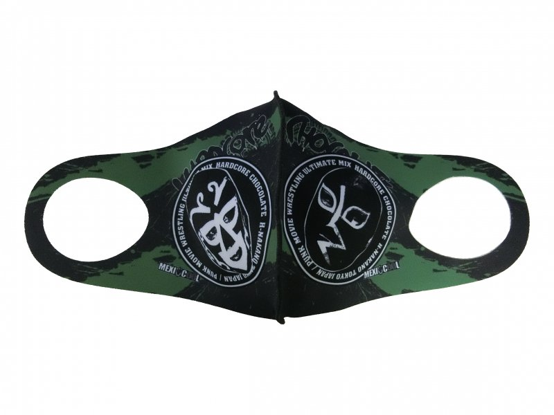 Fxxk'n Virus コアチョコスーパーストロングマスク6号(アディオスアミーゴス)