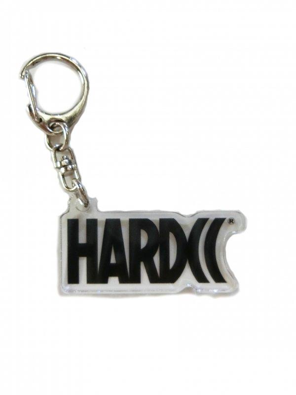 アクリルロゴキーホルダー(HARDCC)