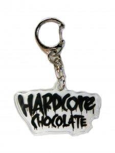 アクリルロゴキーホルダー(フルメルティッドハードコアチョコレート)