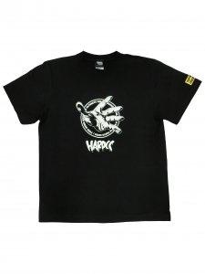 HARDCORE CHOCOLATE スペシャルロゴミックスTシャツ-究極体-(エクストリームホワイト)