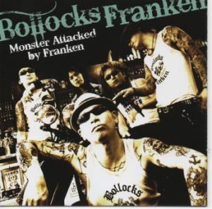 MONSTER ATTACKED BY FRANKEN