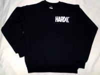 HARDCCロゴ/スウェット