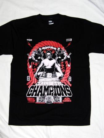 地獄大相撲 CLASH OF THE CHAMPIONS(ブラック)