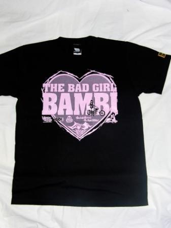 THE BAD GIRL BAMBI
