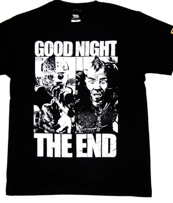 GOODNIGHT THE END(ダークサイドブラック)