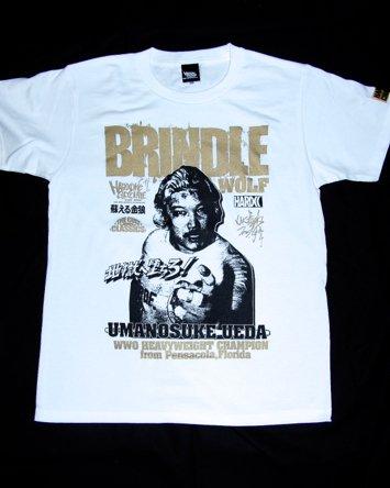 BRINDLE WOLF(上田馬之助)