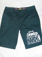 HARDCCハーフパンツ-プロトタイプ-(CHARGEDグリーン)