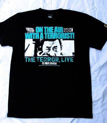 テロ、ライブ