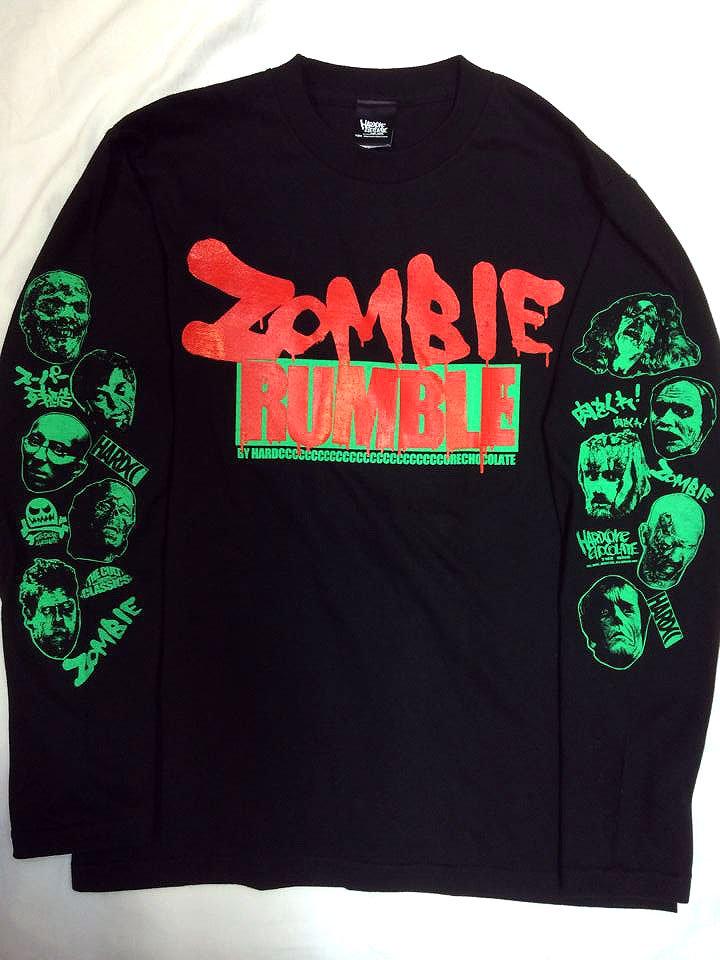 zombie rumble�����t� ������������������������������ ��������