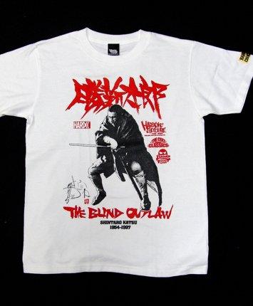 勝新太郎 -THE BLIND OUTLAW-(裏街道ホワイト)[廃盤]