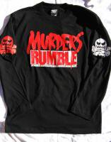 MURDERS RUMBLE(長袖T) THE GREAT 16 Most Wanted Murders