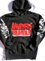 MURDERS RUMBLE(プルオーバーパーカ) THE GREAT 16MURDERS