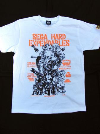 �������祳�ߥ������ϡ��ɡ������륺 SEGA HARD EXPENDABLES
