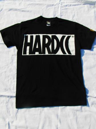 HARDCC ベーシックロゴTシャツ