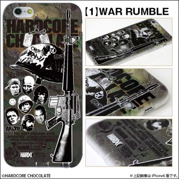 WAR RUMBLE iPhoneケース