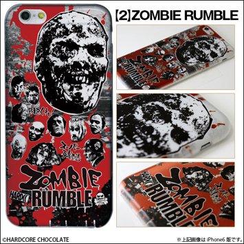 ZOMBIE RUMBLE iPhoneケース