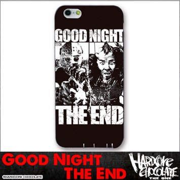 GOOD NIGHT THE END iPhoneケース